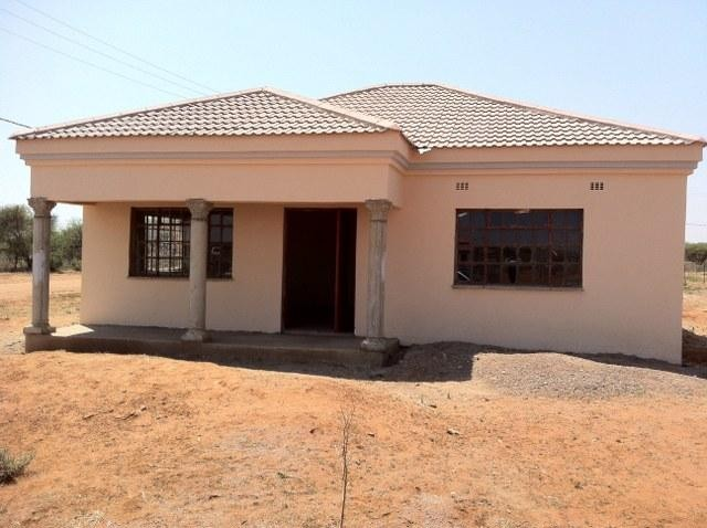 3 Bedroom House For Sale In Tlokweng Apex Properties